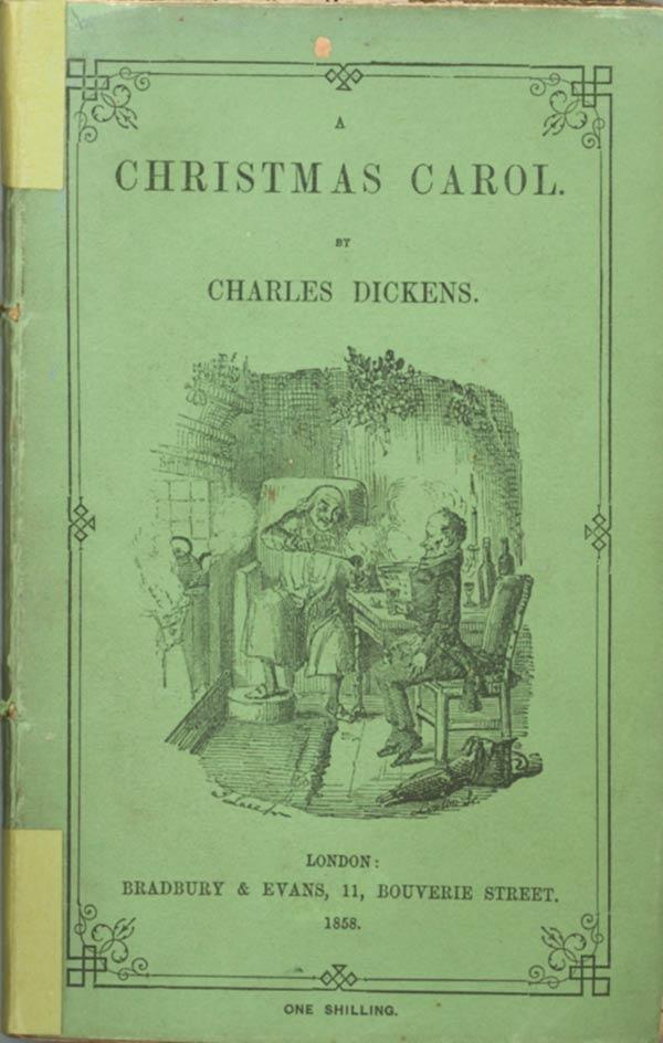 a christmas carol by dickens essay