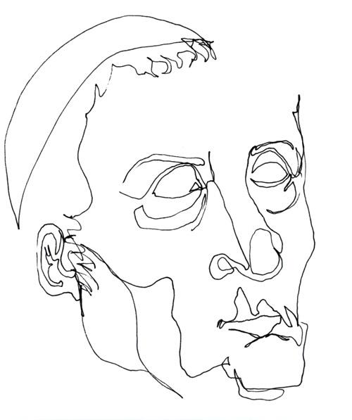 Francesco Clemente Drawings Francesco Clemente
